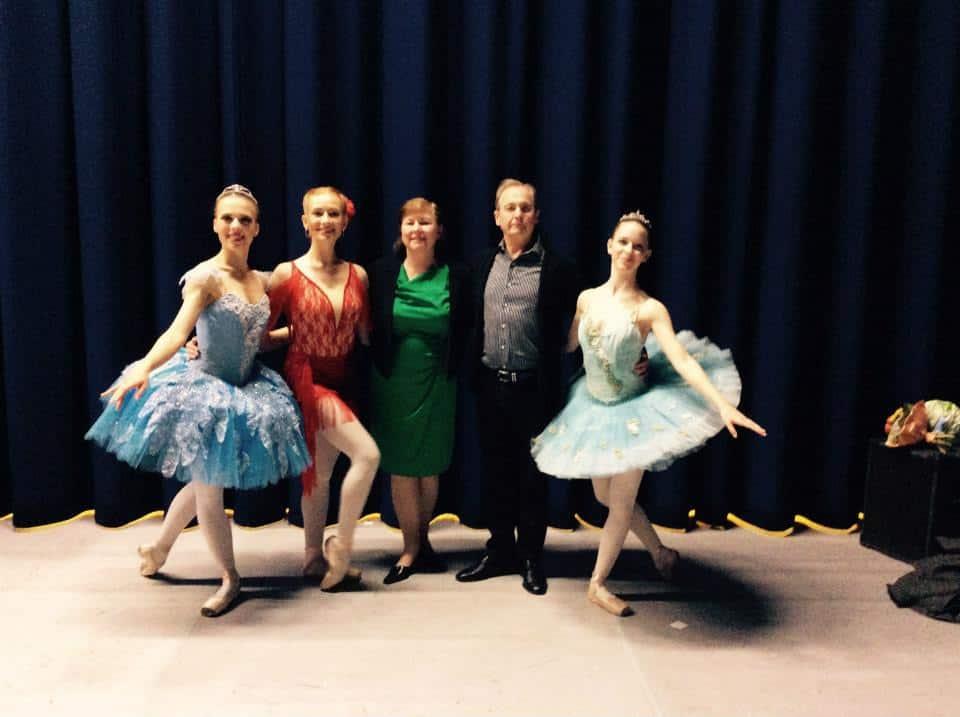 "Jubileusz 25 – lecia Ballettschule ""Pirouette"""