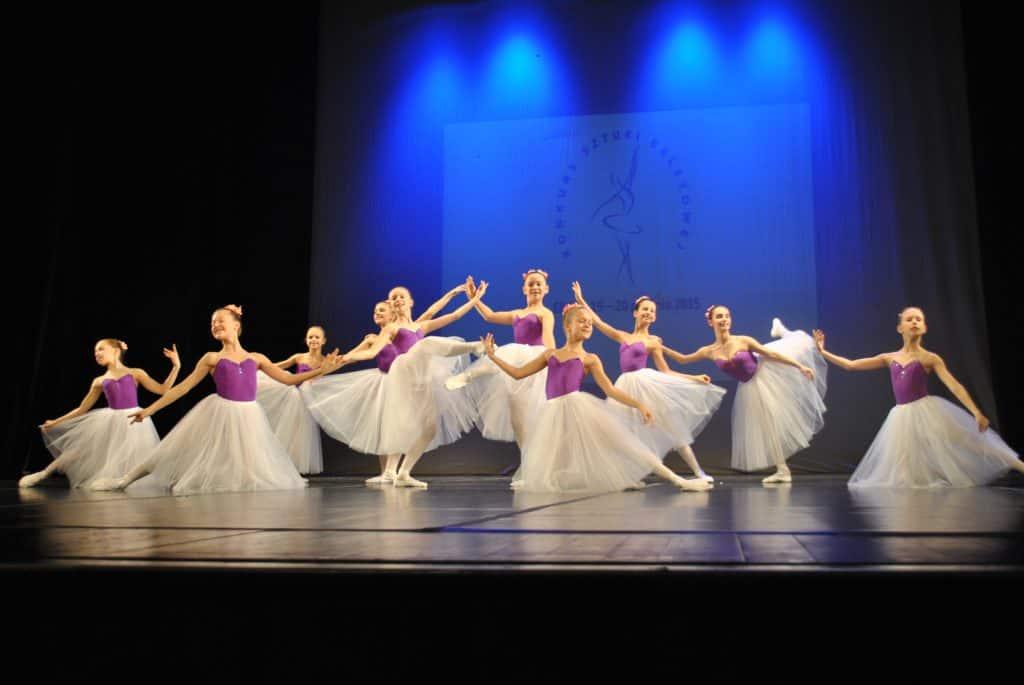 III Ogólnopolski Konkurs Sztuki Baletowej w Elblągu