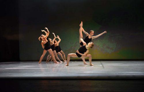 Szkoła Fouetté - Techniki tańca współczesnego